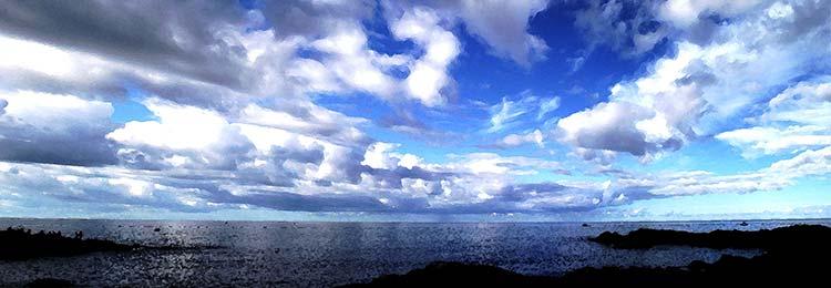 Ilustración gratis - Ilustración de la costa bretaña francesa